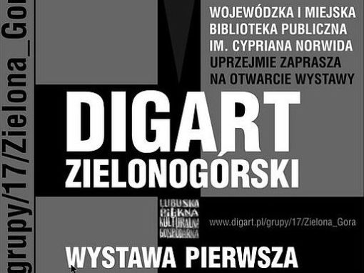 DIGART ZIELONOGÓRSKI 2010